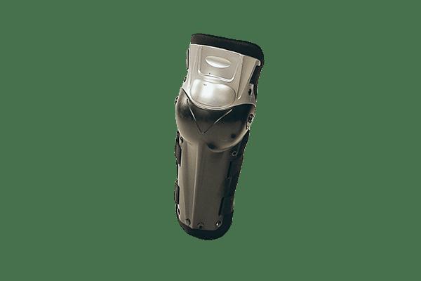 Hartplastik Schienbein- und Knieschoner