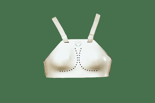 Hartplastik Brustschutz für Damen